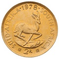 1978 2R 2 Rand coin South Africa