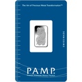 PAMP 5 Gram Platinum Bar Minted