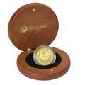 2016 Australian Gold Proof Half Sovereign Boxed