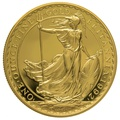 1992 One Ounce Proof Britannia Gold Coin