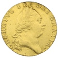 1788 George III Gold Guinea