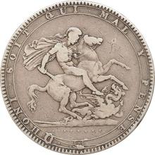 1819 George III Silver Crown
