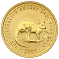 2006 Quarter Ounce Gold Australian Nugget