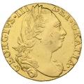 1776 George III Milled Gold Guinea
