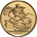 2016 Gold Sovereign Brilliant Uncirculated