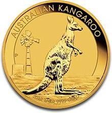 2012 Quarter Ounce Gold Australian Nugget