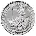 2019 1oz Platinum Britannia Coin