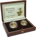 Britannia 2 Coin Sets