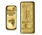 1kg Gold Bars Best Value (Brand New)
