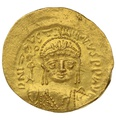 565-78 Justin II Gold Solidus