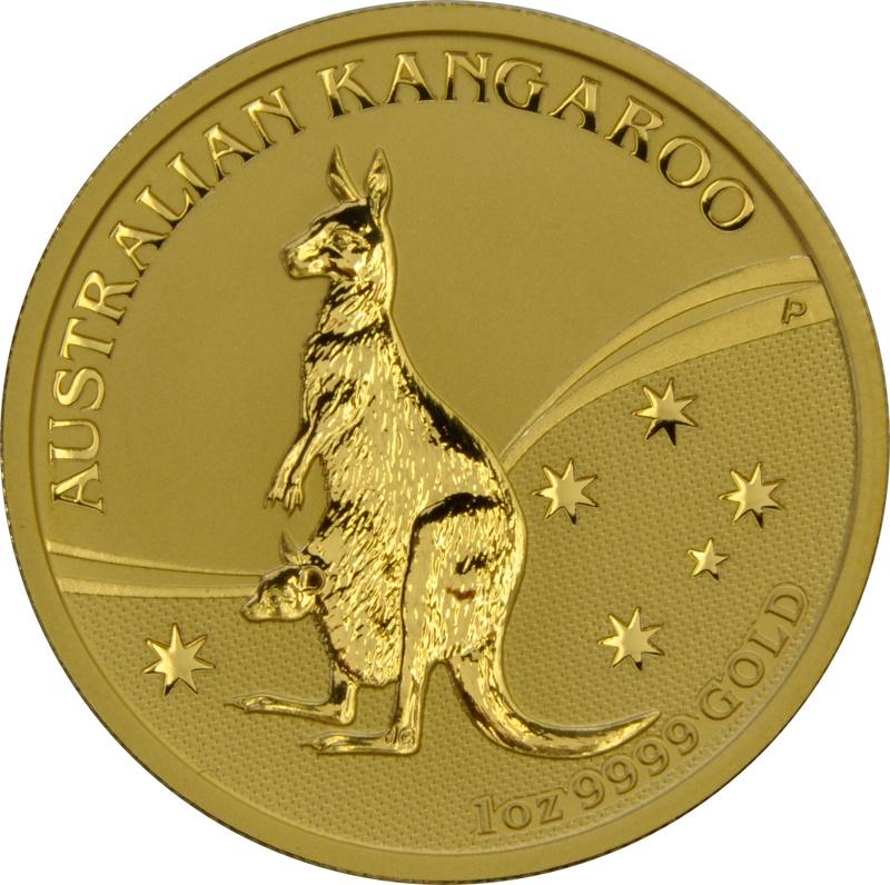 2009 1oz Gold Australian Nugget