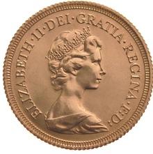 1969 Gold Sovereign