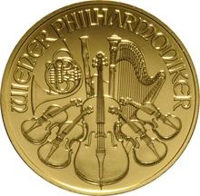 2017 1oz Austrian Gold Philharmonic Coin