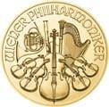 2021 1oz Austrian Gold Philharmonic Coin