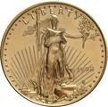 1998 Quarter Ounce Eagle Gold Coin