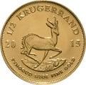 2015 Half Ounce Krugerrand