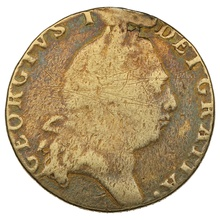 1794 George the 3rd Gold Guinea