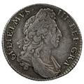 1697 William III Shilling