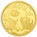 2021 3g Gold Chinese Panda Coin
