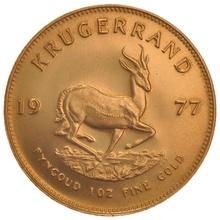 1977 1oz Gold Krugerrand