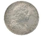 1697 William III Half Crown