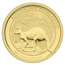 2019 Tenth Ounce Gold Australian Nugget