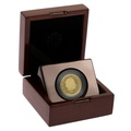 2016 Proof Quarter Britannia Gold Coin Boxed