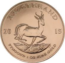2015 1oz Gold Krugerrand