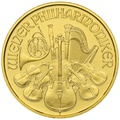 2020 Tenth Ounce Austrian Gold Philharmonic Coin