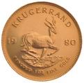 1980 1oz Gold Krugerrand