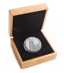 2017 boxed Silver Big Ben 1oz - Landmarks of Britain