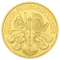 2020 Quarter Ounce Austrian Gold Philharmonic Coin Gift Boxed