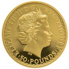 1999 Half Ounce Proof Britannia Gold Coin