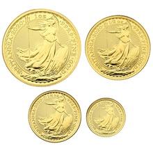 2020 Britannia Bullion 4-Coin Set