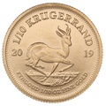 2019 Tenth Ounce Krugerrand Gold Coin