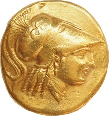 356-323 BC Alexander the Great Gold Stater