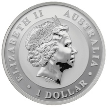 2011 1oz Silver Australian Koala