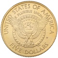 1997 Roosevelt - American Gold Commemorative $5