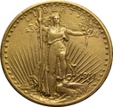 1911 $20 Double Eagle St Gaudens Head Gold Coin San Francisco