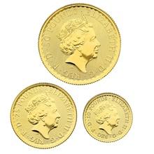 2020 Britannia Bullion 3-Coin Set