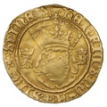 1544 - 1549 Henry VIII Crown of the Double Rose - Bristol Mint