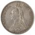 1889 Victoria Double Florin - Very Fine