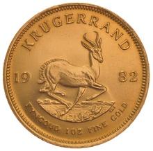 1982 1oz Gold Krugerrand
