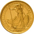 1988 Tenth Ounce Gold Britannia