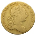 1764 George III Guinea Gold Coin