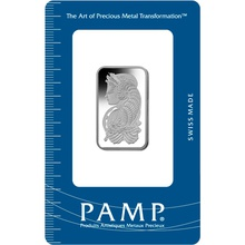 PAMP 50 Gram Palladium Bar