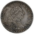 1811 George III Silver Eighteenpence Bank Token