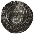 "1526-44 Henry VIII Silver Penny ""Sovereign"" Bishop Tunstall"