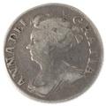 1709 Anne Shilling - Fine