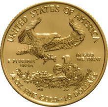 2017 Quarter Ounce Eagle Gold Coin